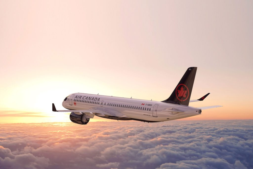 Air Canada A220-300