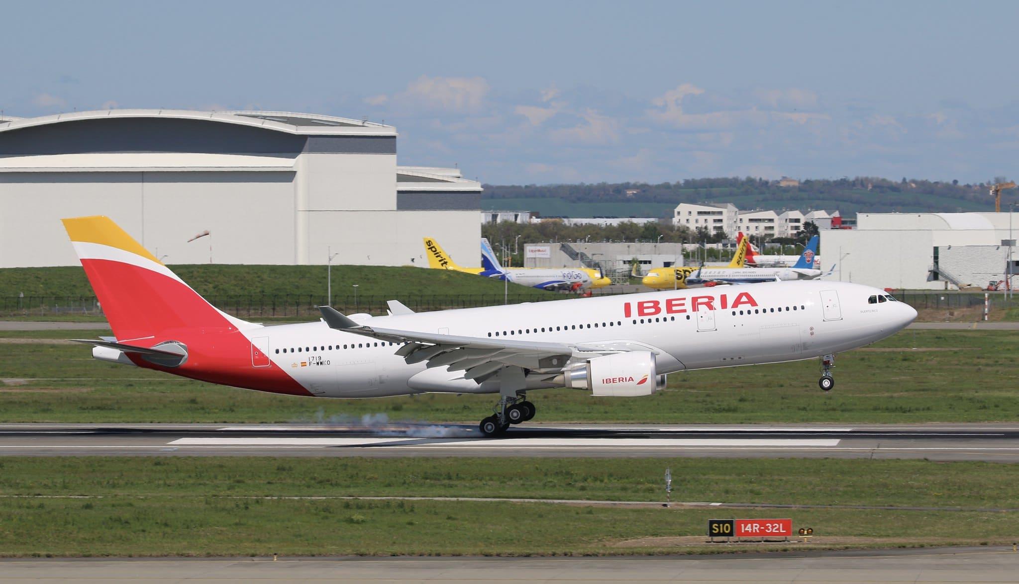 Airbus A330-200 Iberia EC-MKI