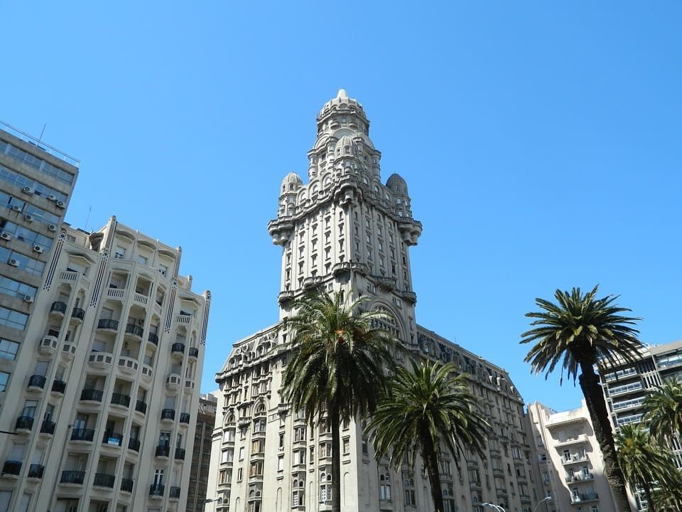 Palacio Salvo à Montevideo