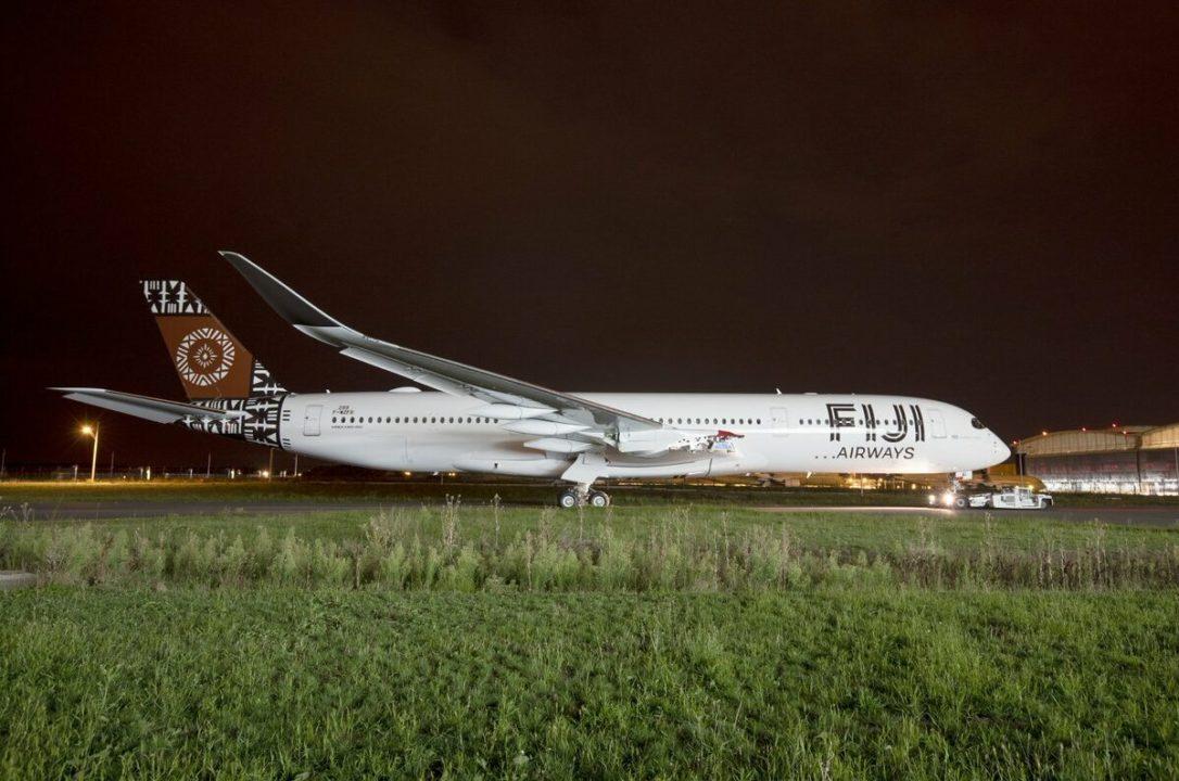 1er A350-900 Fiji Airways MSN299 / F-WZFR