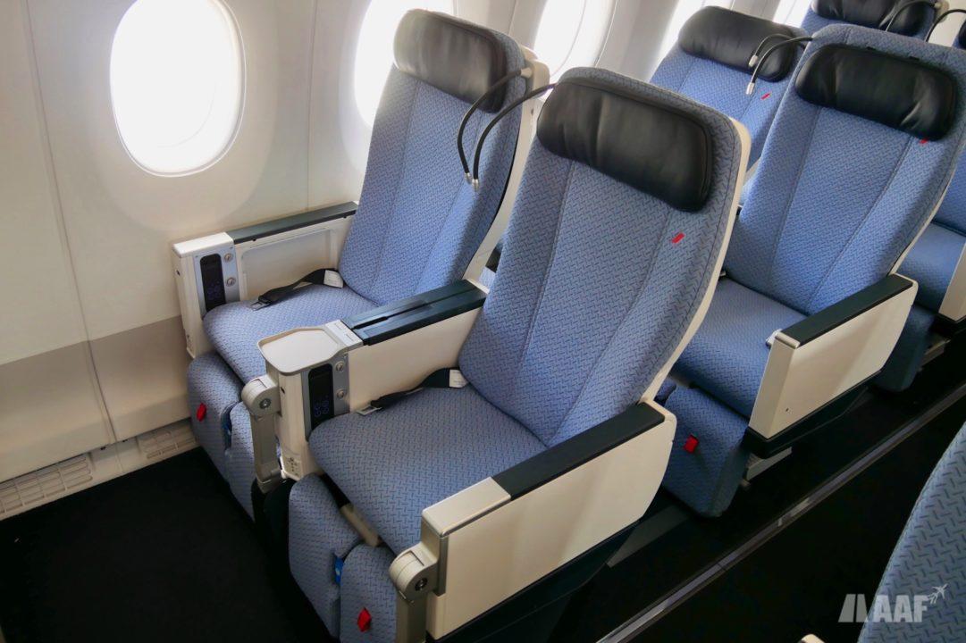 Premium Eco A350 Air France