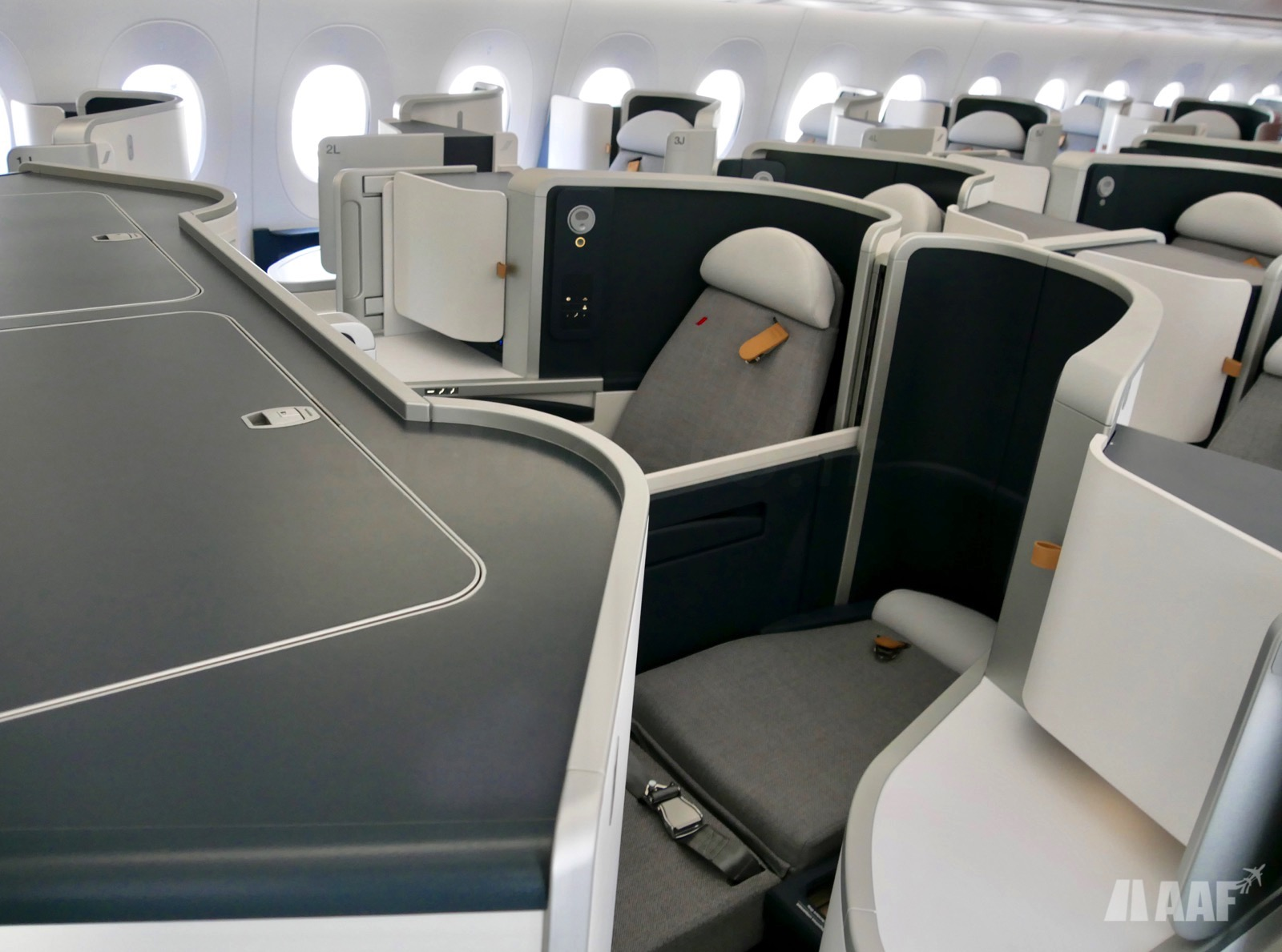 Business A350 Air France [F-HTYA / MSN331 / F-WZFN] © AAF - reproduction interdite