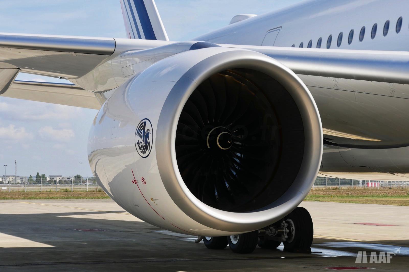 1er A350-900 Air France [F-HTYA / MSN331 / F-WZFN]