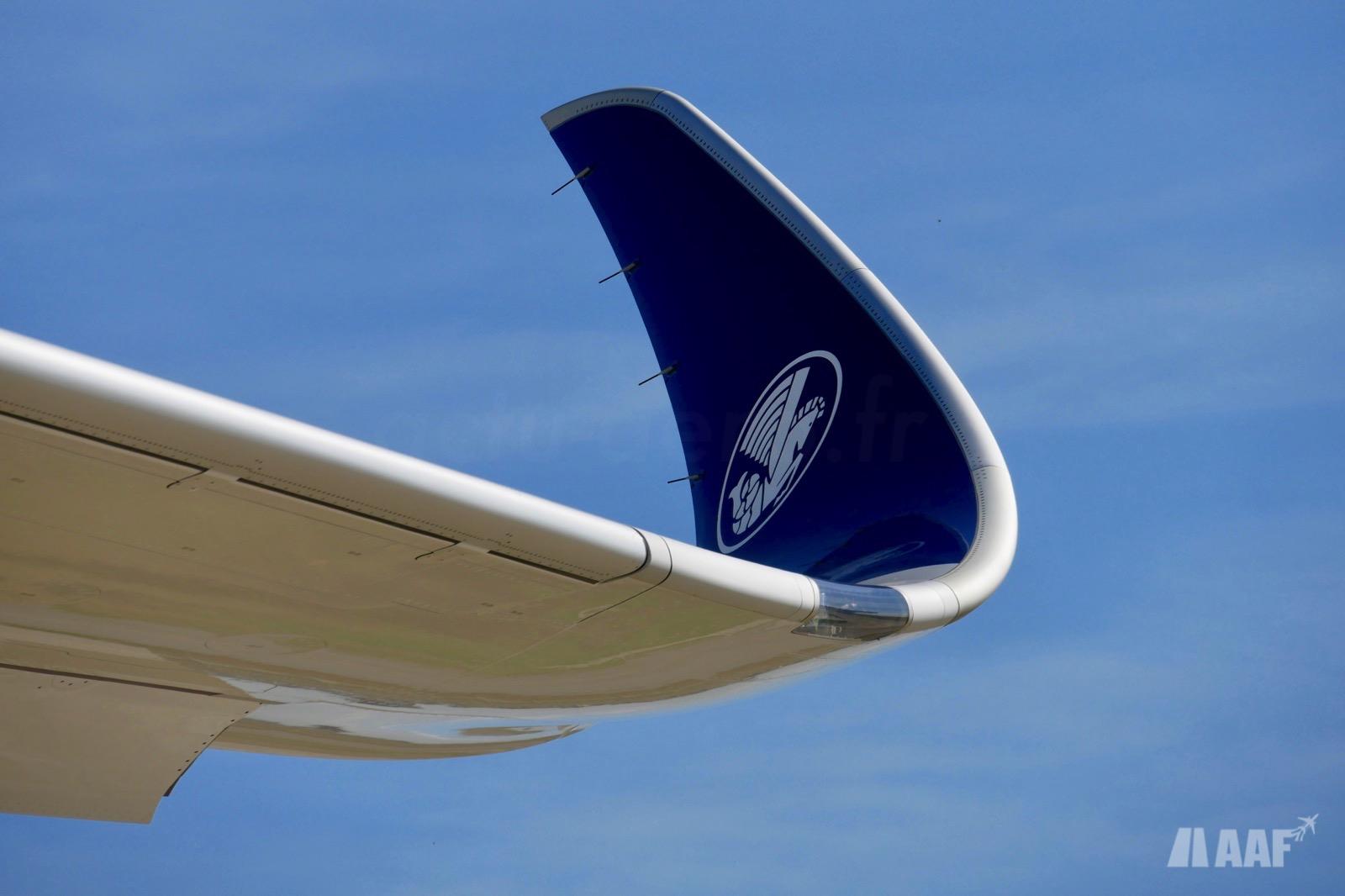 1er A350-900 Air France [F-HTYA / MSN331 / F-WZFN] © AAF - reproduction interdite