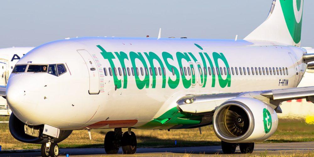 Boeing 737-800 Transavia F-HTVM