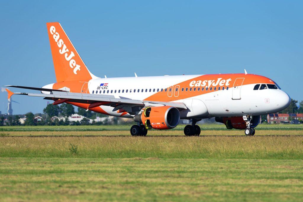 Airbus A319-111 / OE-LKC