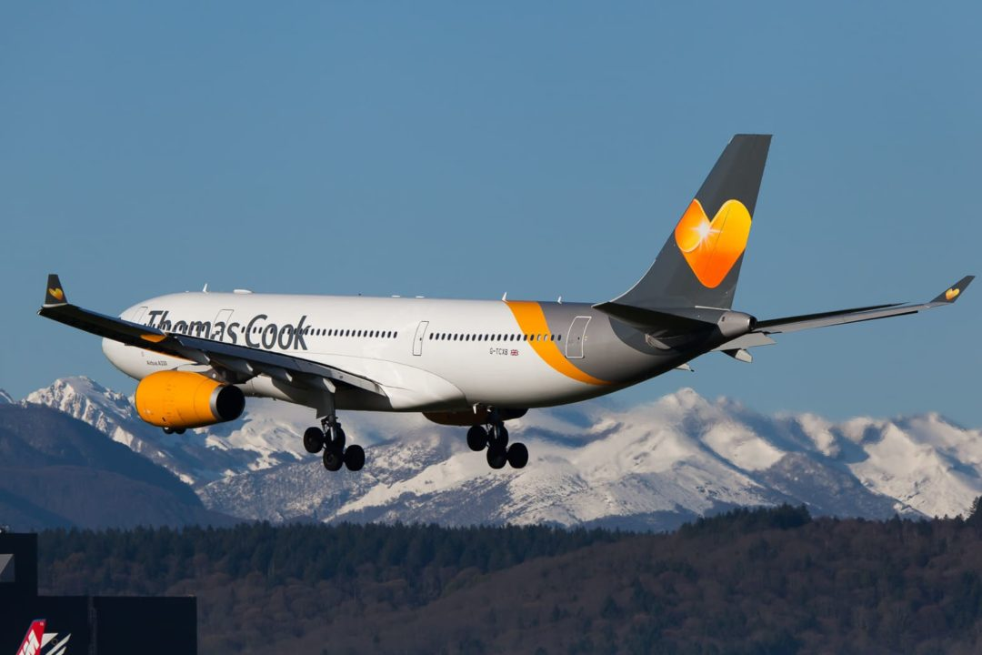 Airbus A330 Thomas Cook