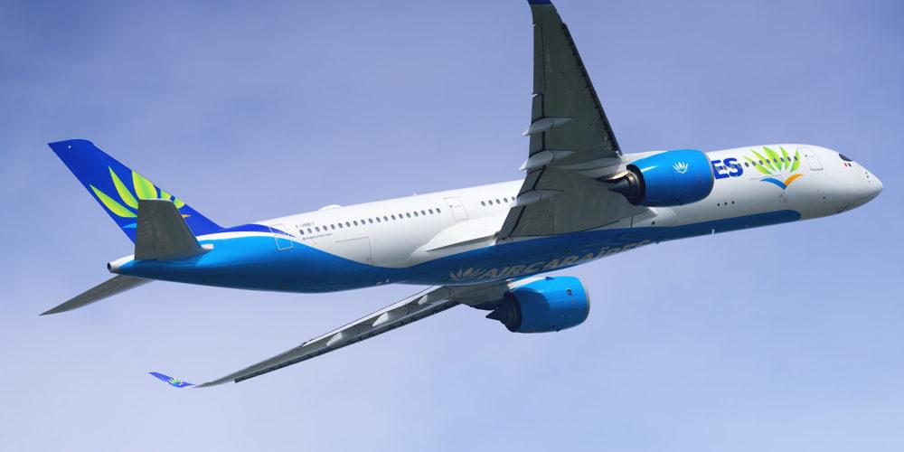 A350-900 Air Caraïbes