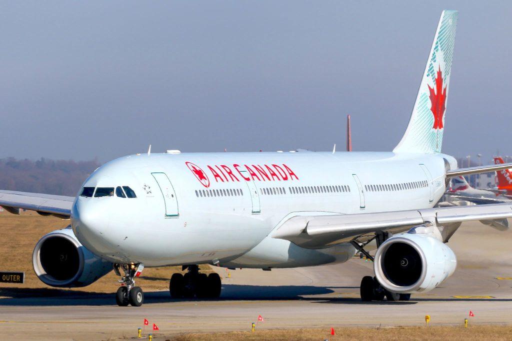 Airbus A330 Air Canada C-GHKR