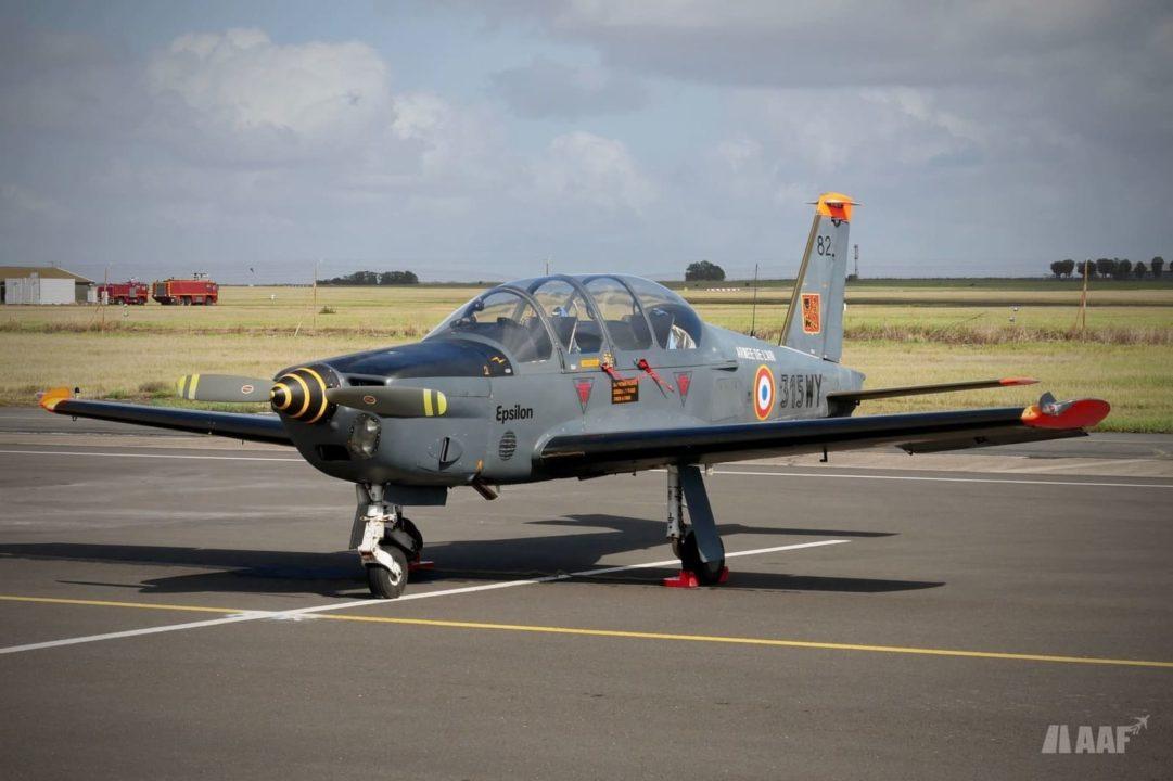 Socata TB-30 Epsilon de l'Armée de l'Air