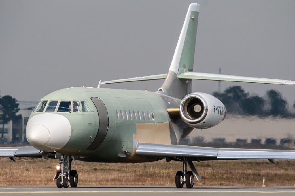 Falcon 2000 Dassault Aviation