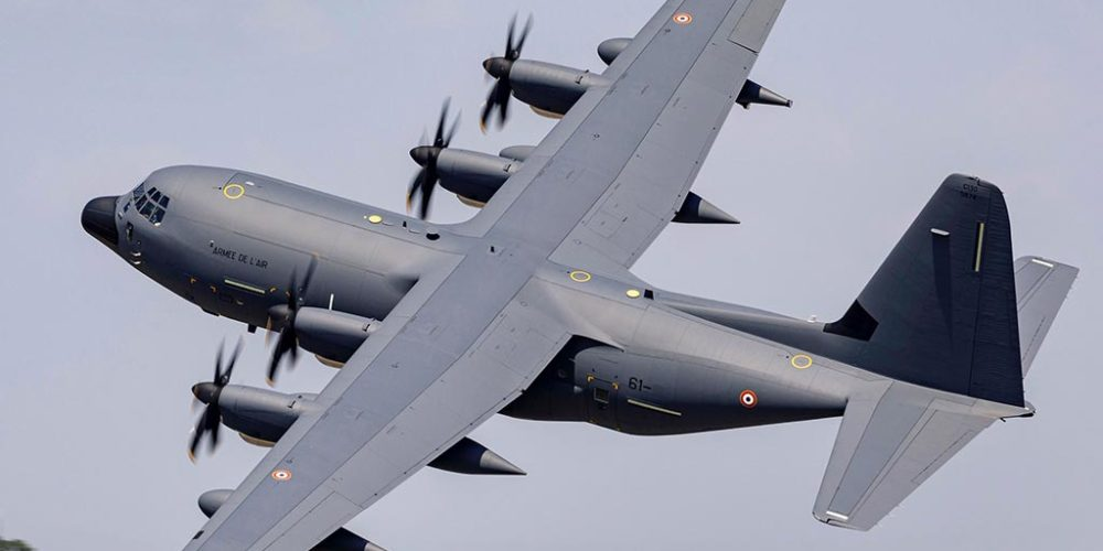 Lockheed KC-130J Super Hercules