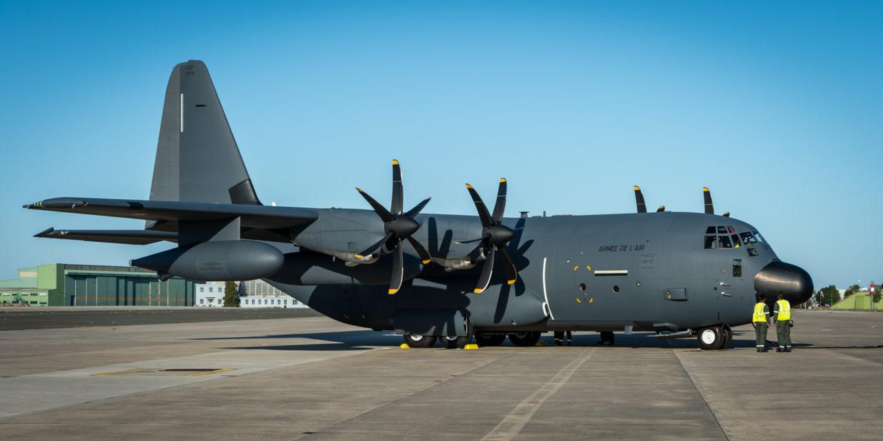 Lockheed KC-130J Super Hercules