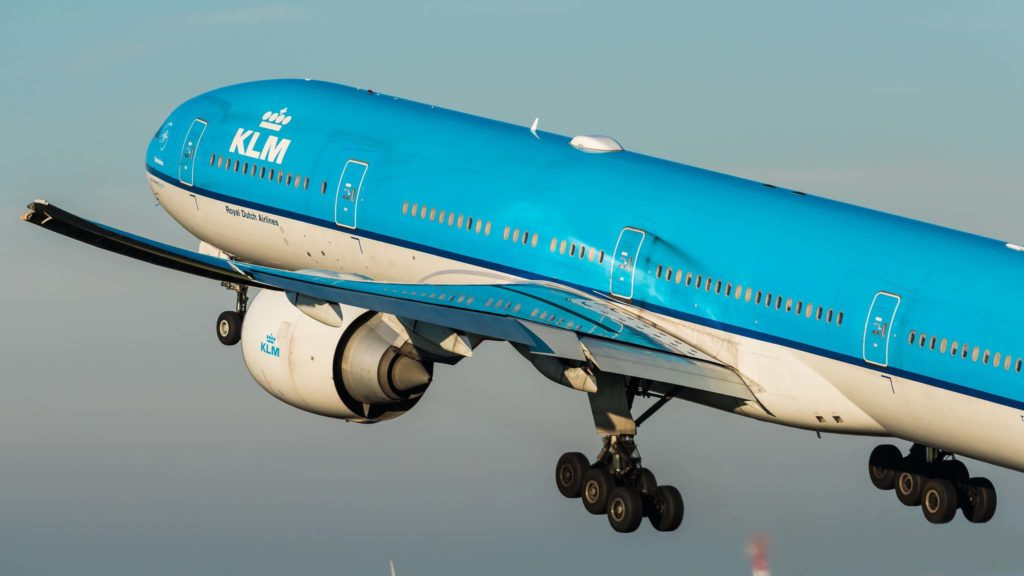 Boeing 777-306(ER) KLM PH-BVF
