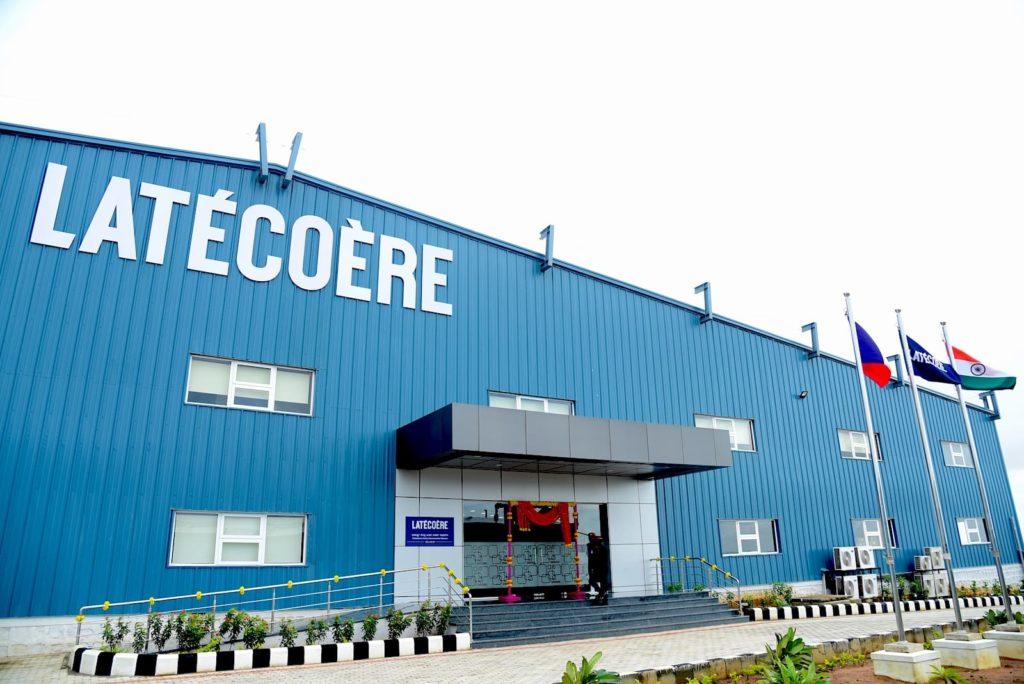 Nouvelle usine Latécoère à Belagavi, en Inde