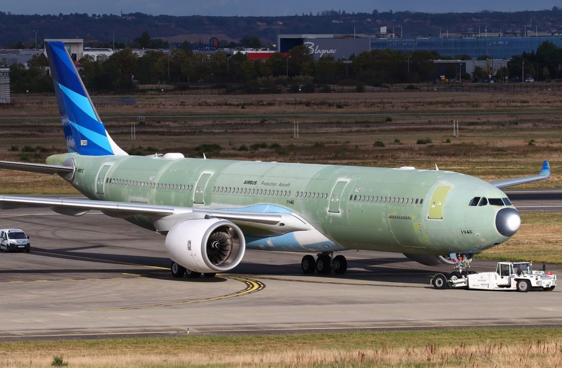 Airbus A330-941 Garuda s/n 1948 PK-GHF
