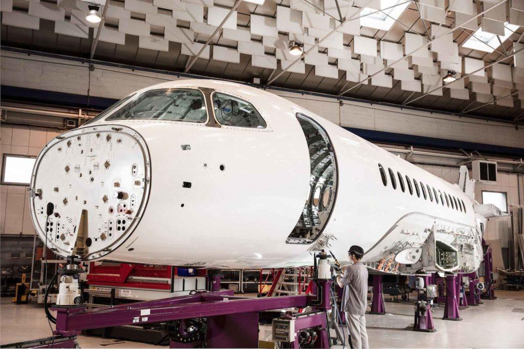 1er Falcon 6X