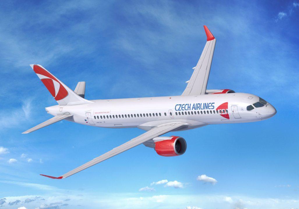 A220-300 Czech Airlines