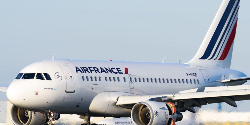 A318 F-GUGF AIR FRANCE
