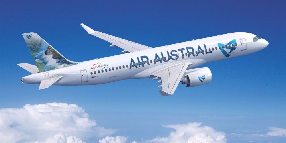Air Austral Airbus A220-300