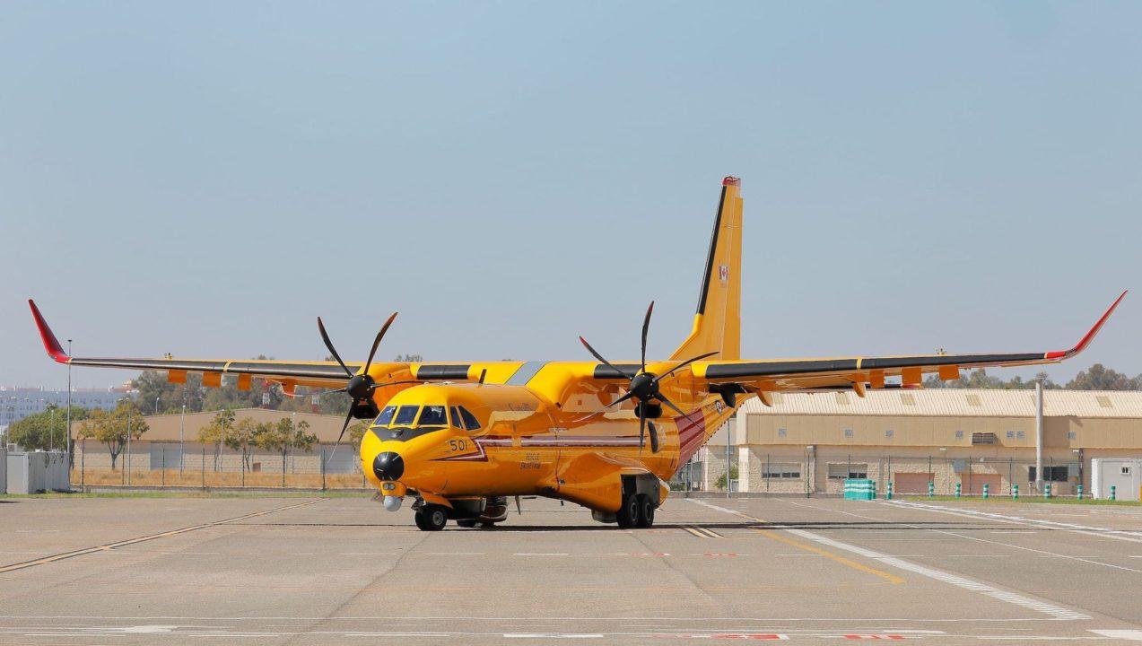 1er Airbus C295 de l'Aviation royale canadienne (ARC), CC-295