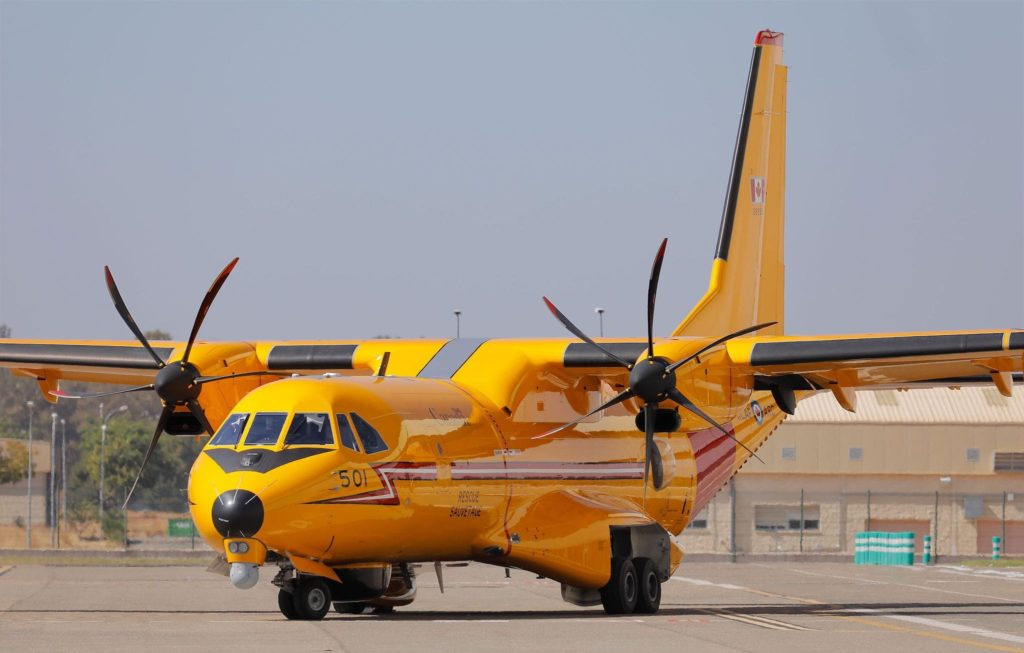 1er Airbus C295 de l'Aviation royale canadienne (ARC), CC-295