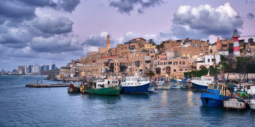 Tel Aviv, port de Jaffa