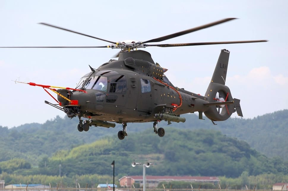 H155 LAH (Light Armed Helicopter)