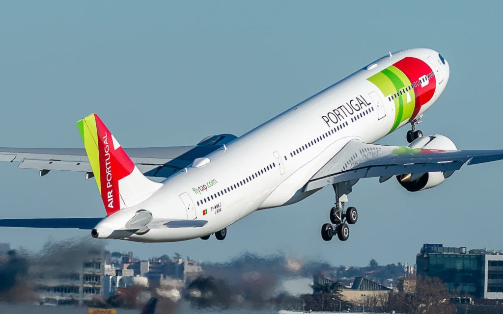 Airbus A330-900 TAP Air Portugal [MSN 1904]