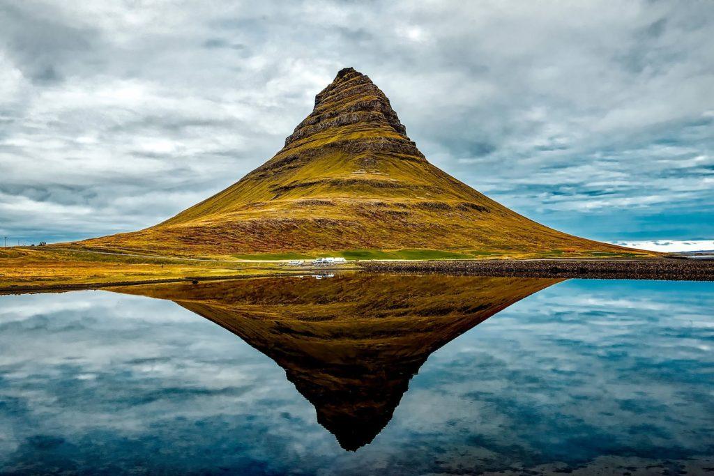 Paysage en Islande