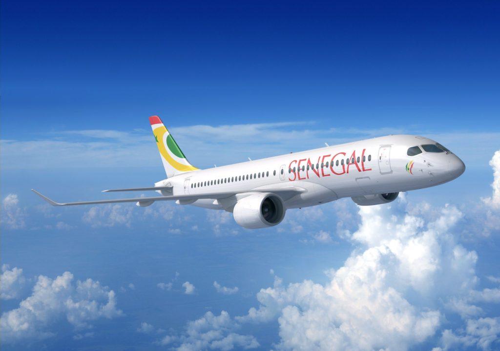 Airbus A220-300 Air Senegal