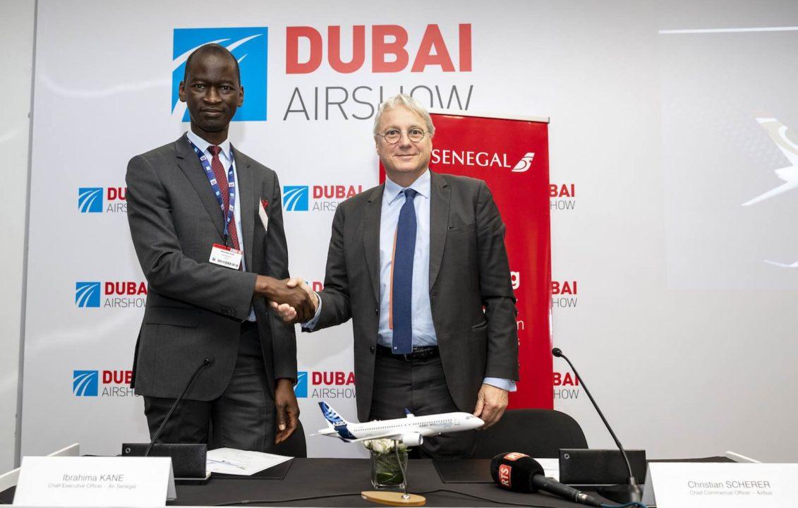 Signature du MoU à Dubaï