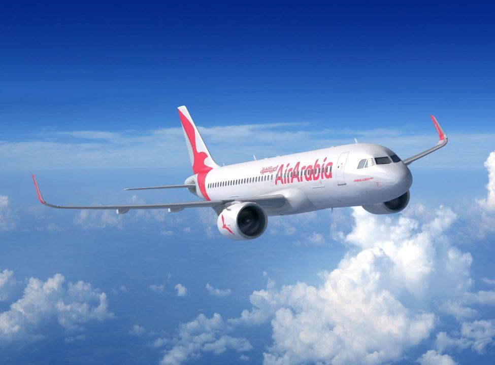A320neo Air Arabia