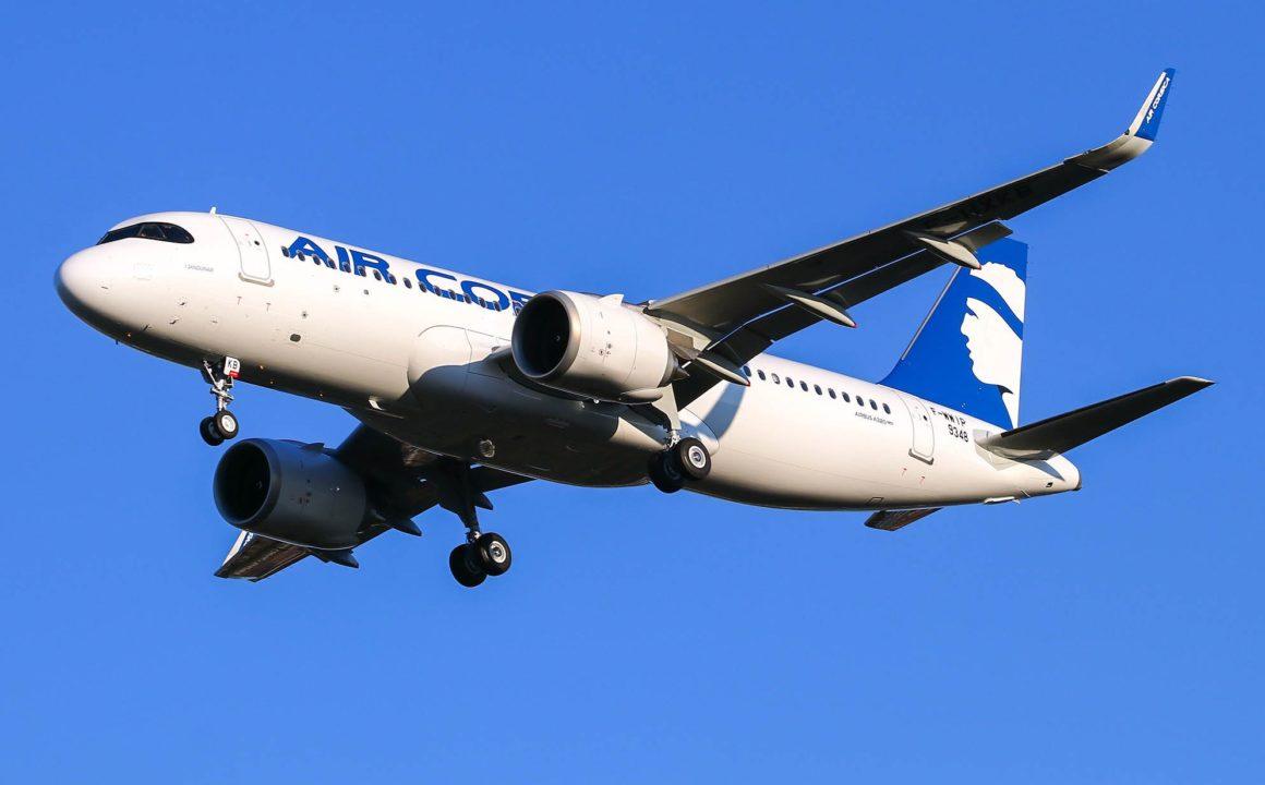 A320neo Air Corsica MSN9348 [F-WWIP / F-HXKB] baptisé « I SANGUINARI »