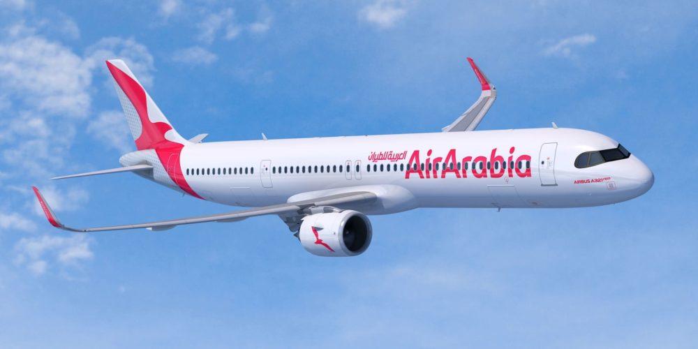 A321XLR Air Arabia