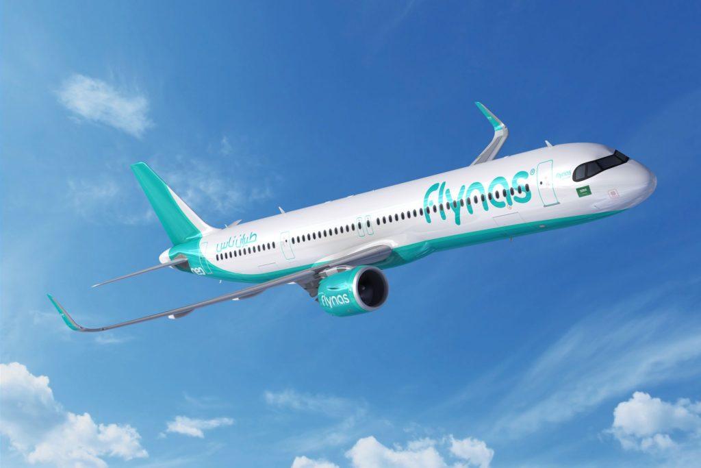 Flynas A321XLR