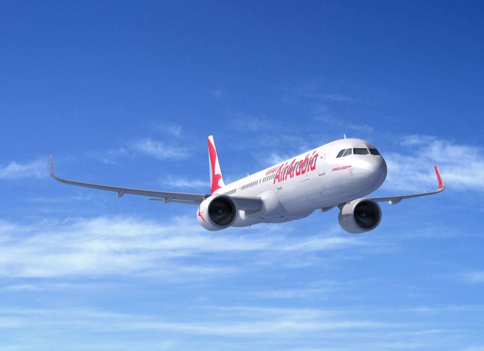 A321neo Air Arabia