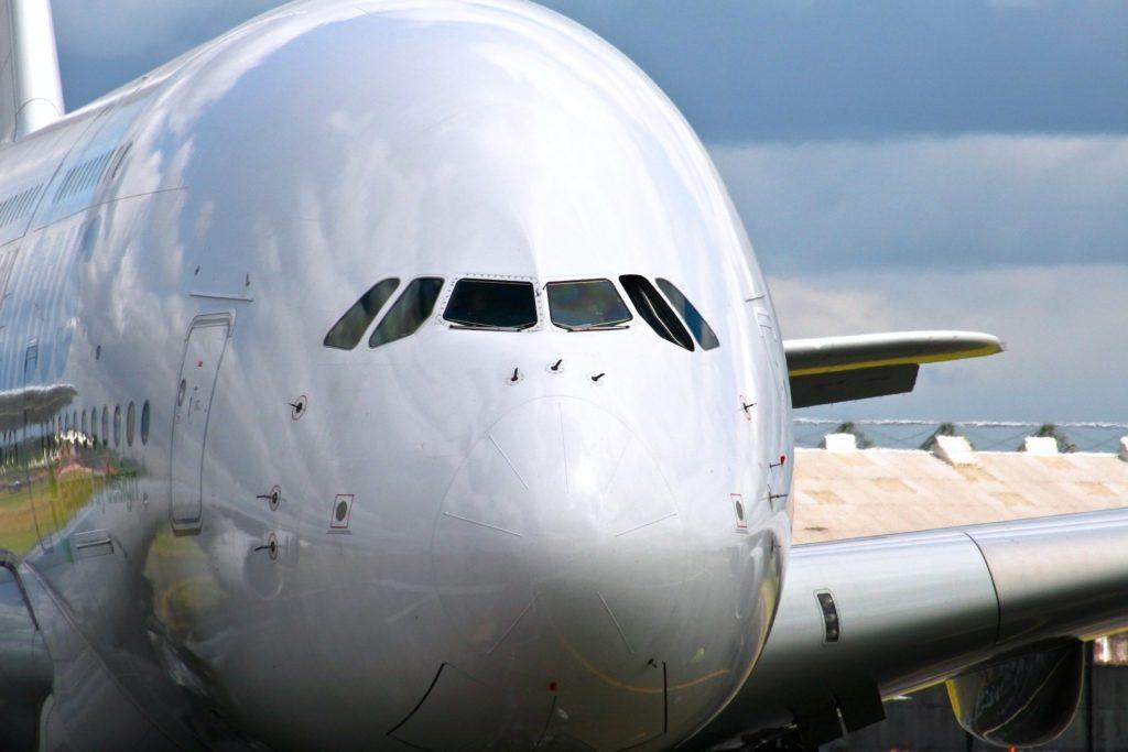 A380 - Airshow par sagesolar sous (CC BY 2.0)