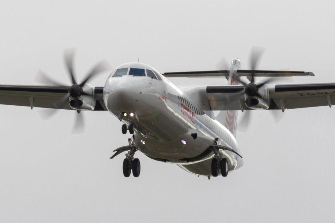 ATR 72-600 Tunisair Express [TS-LBF]