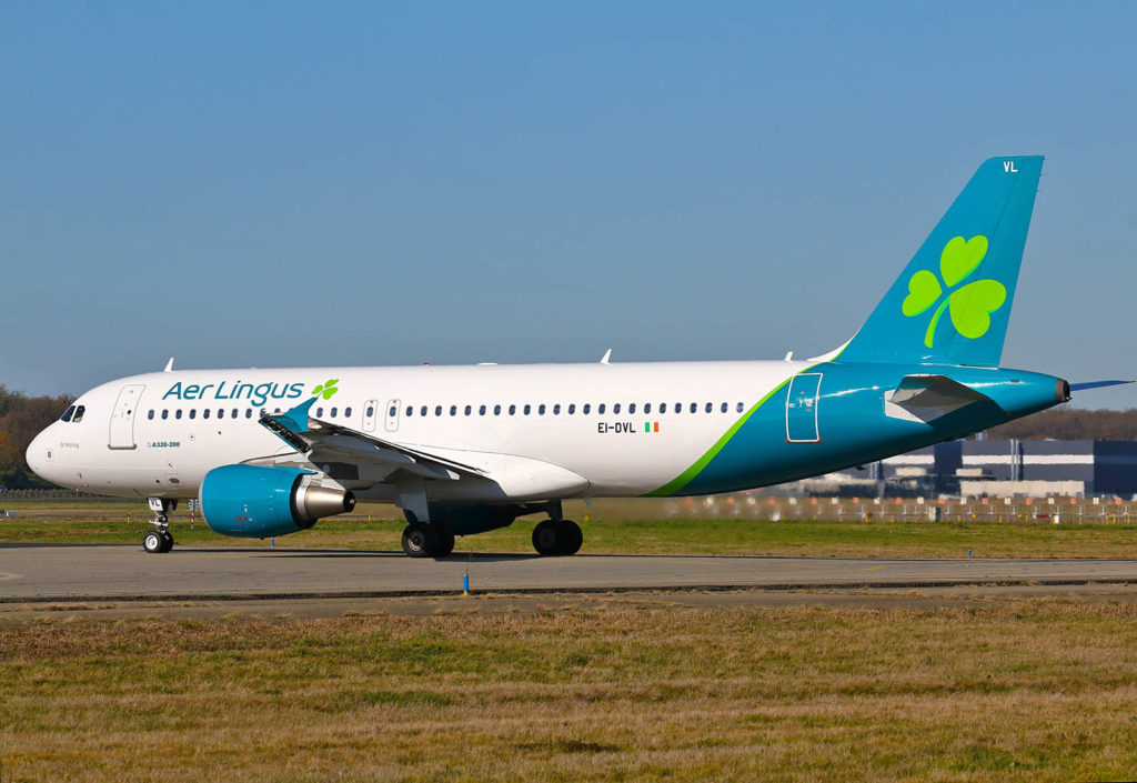 Airbus A320-214 Aer Lingus s/n 4678