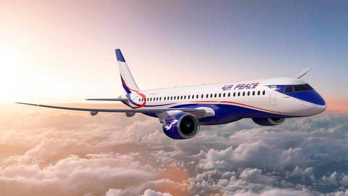 Air Peace E195-E2