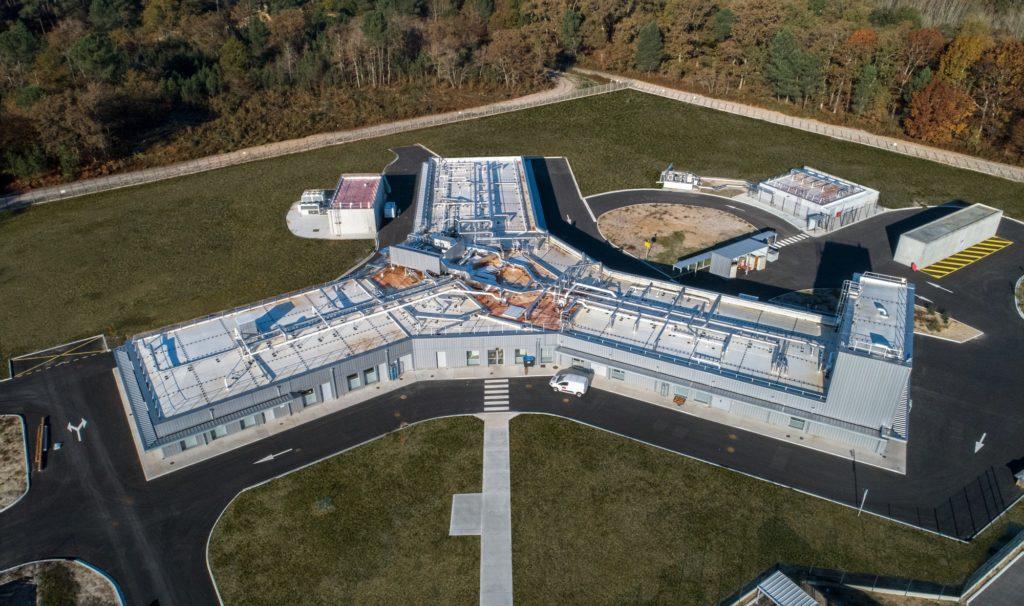 Nouveau bâtiment de 2 500 m2 dédié à la Pyrotechnie