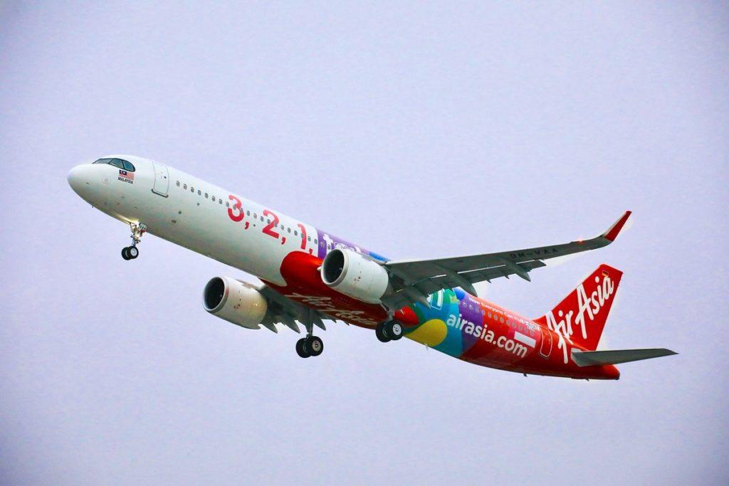 1er A321neo AirAsia MSN9139 / D-AYAT / 9M-VAA