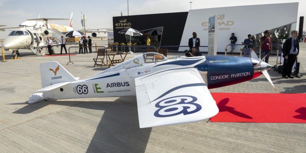 E-RACE Team Condor Aviation