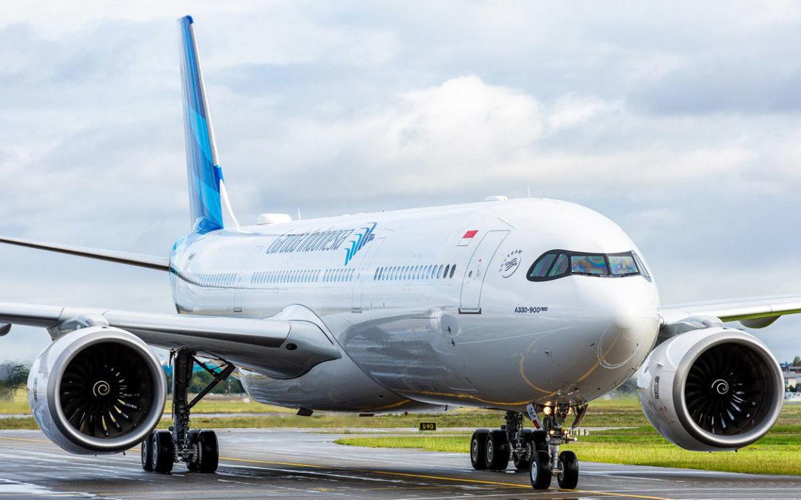 Garuda Indonesia 1er Airbus A330-900 [PK-GHE / MSN1947]