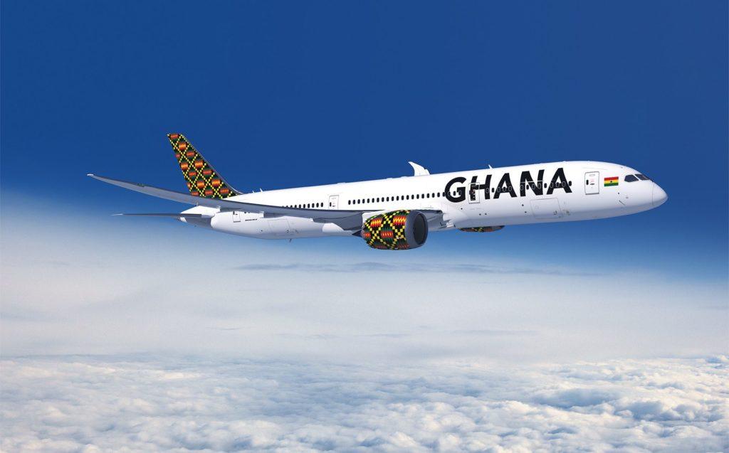 Ghana Boeing 787-9