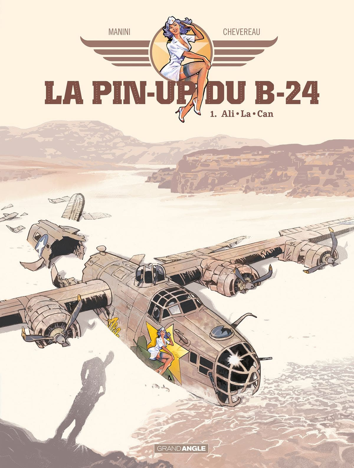 Tome 1 de La Pin-up du B-24