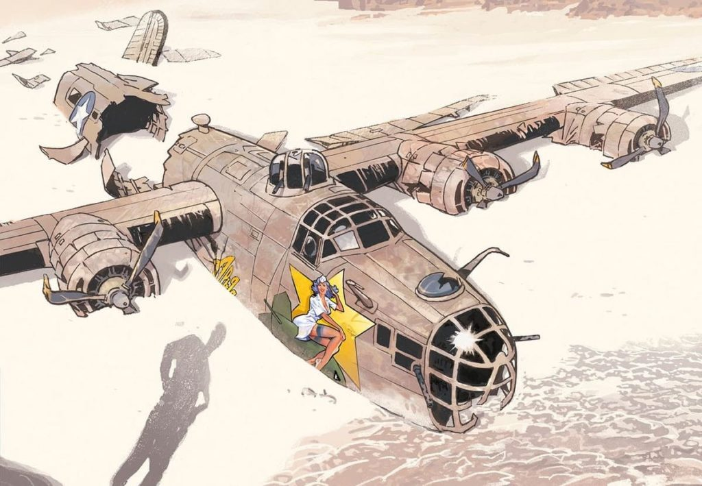 Tome 1 de La Pin-up du B-24