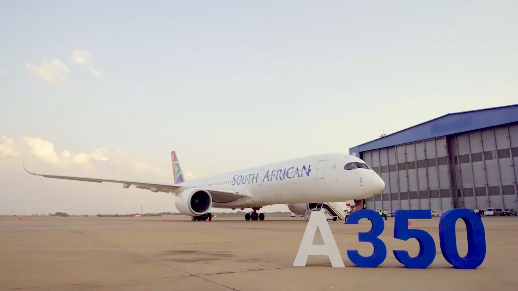 1er A350-900 SAA