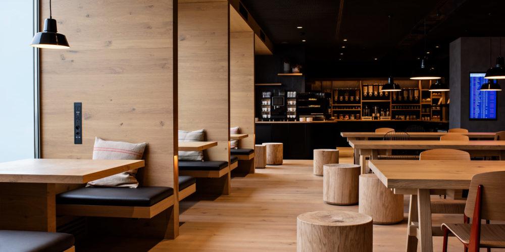 SWISS Alpine Lounge de Zurich